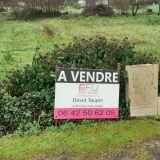 Terrain 450 m² / CORCOUE-SUR-LOGNE / 44650